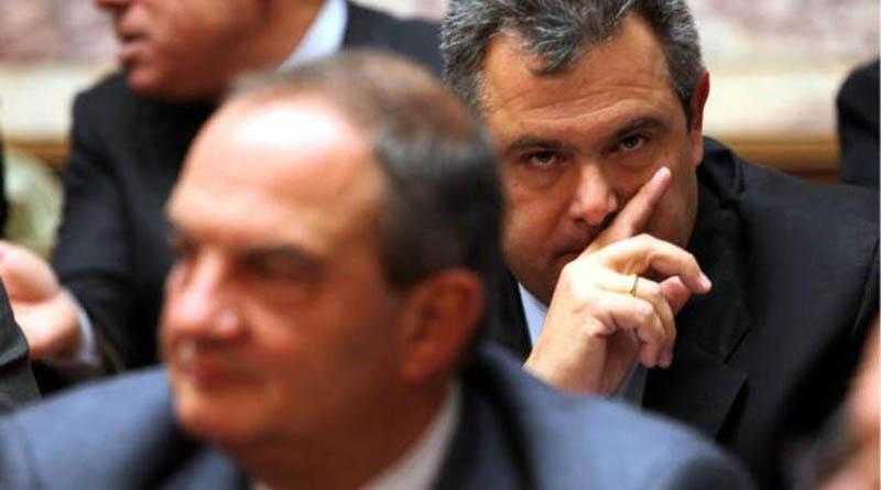 «Βόμβα» Καμμένου  Πρωθυπουργός ο Κώστας Καραμανλής σε κυβέρνηση εθνικής  ενότητας  fbfd7a74c1c