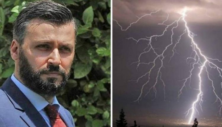 Καλλιάνος: «Πυρήνας καταιγίδων» κινείται προς την Αττική