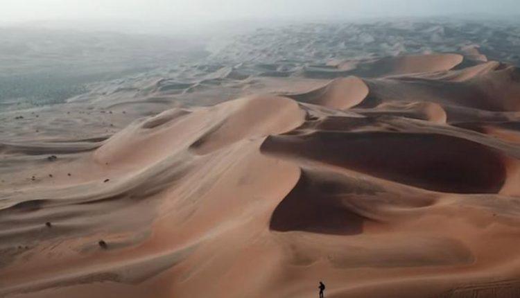Λίβα: Η έρημος που μας πνίγει στην ζέστη και τη σκόνη από ψηλά ...